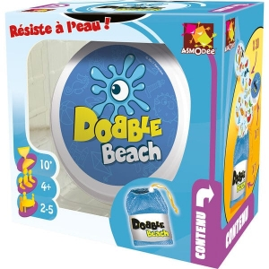 Dobble Beach King jouet blog