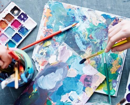 sensibiliser enfants art King Jouet blog
