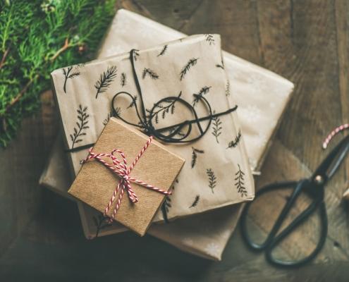 comment faire de beaux paquets cadeaux