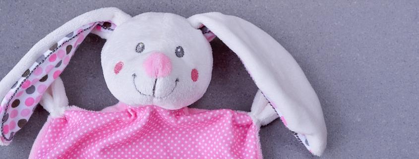 choisir un doudou pour bébé
