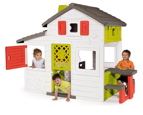 Maison de jardin pour enfant jeu de plein air King jouet