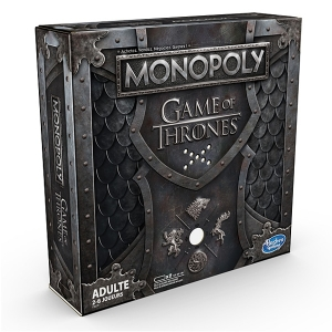 Game of thrones Monopoly King Jouet