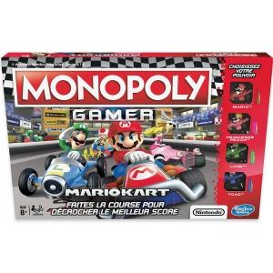 Monopoly jeu de société Mario Kart