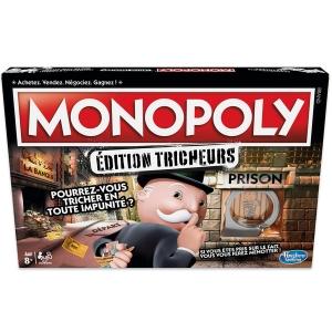 Jeu du Monopoly Trichet Blog King jouet