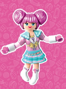 Figurine Playmobil Everdreamerz Rosalee