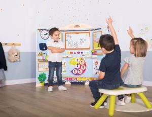 Smoby School, l'école s'invite à la maison jeu éducatif