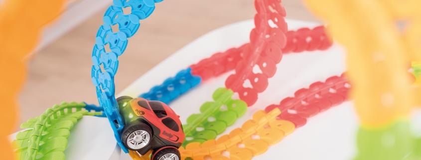 Circuit de voitures Flextreme Smoby à découvrir chez King Jouet