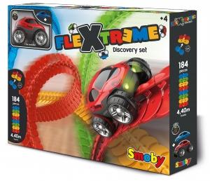 Coffret circuit de véhicules Flextreme Set de decouverte