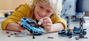 Visuel LEGO Speed Champions