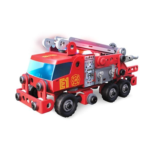 camion de pompier Meccano