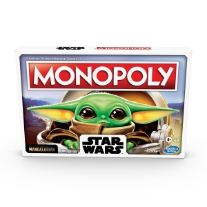 Monopoly Edition Star Wars The Mandalorian