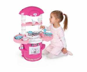 Top dinettes smoby Cuisine hello kitty