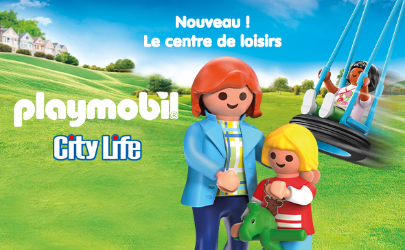 Playmobil City Life, Le Centre de Loisirs