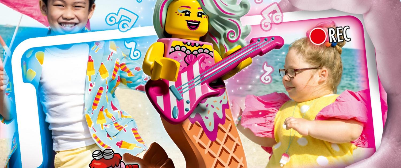 LEGO® VIDIYO™ candy mermaid