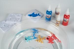 Figurines 3D Aqua Gelz King Jouet