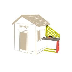 la cuisine d'été pour maison Smoby