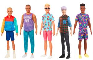 Ken Fashionistas
