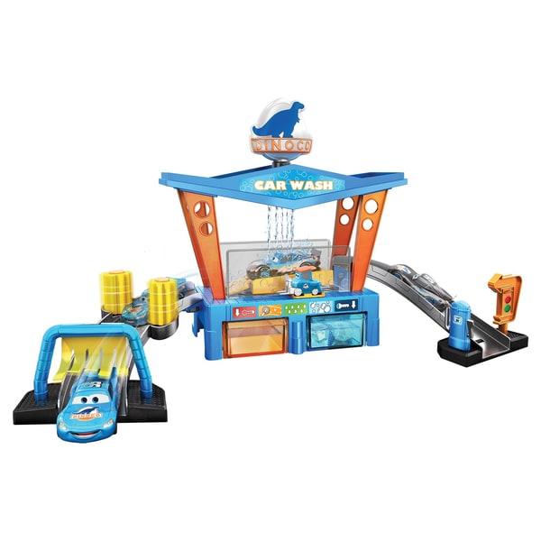 Station de lavage Dinoco Mattel