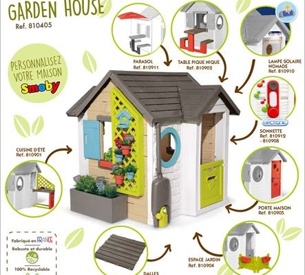 Garden House Smoby