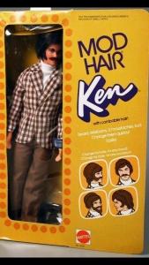 Ken Mod Hair 1973