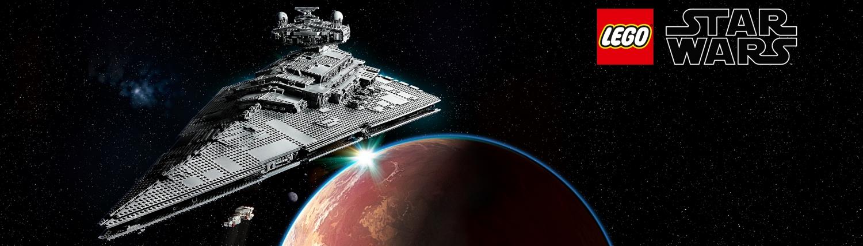 vaisseau star wars L'IMPÉRIAL STAR DESTROYER LEGO® STAR WARS™ (75252)