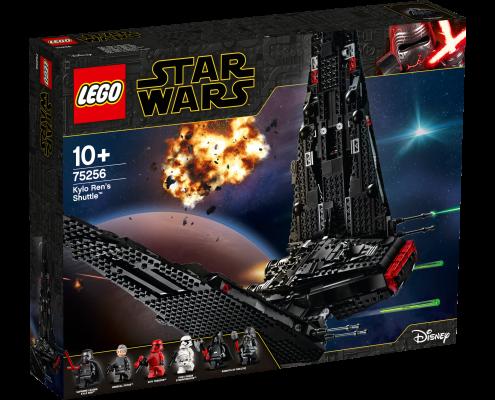 vaisseau star wars LA NAVETTE DE KYLO REN LEGO® STAR WARS™ (75256)