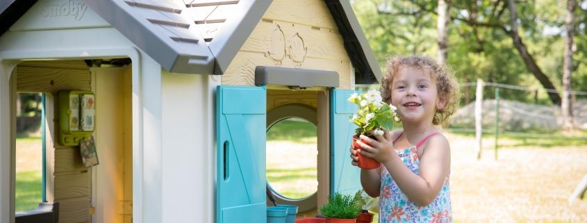 La garden House de Smoby la maison du jardinier King Jouet