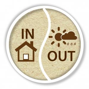 Tipi indoor et outdoor