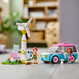 véhicule LEGO 41443 - LEGO® Friends - La voiture électrique d'Olivia