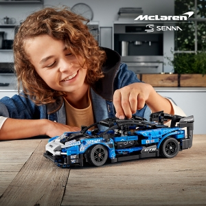 vehicule LEGO 42123 - LEGO® Technic - McLaren Senna GTR™