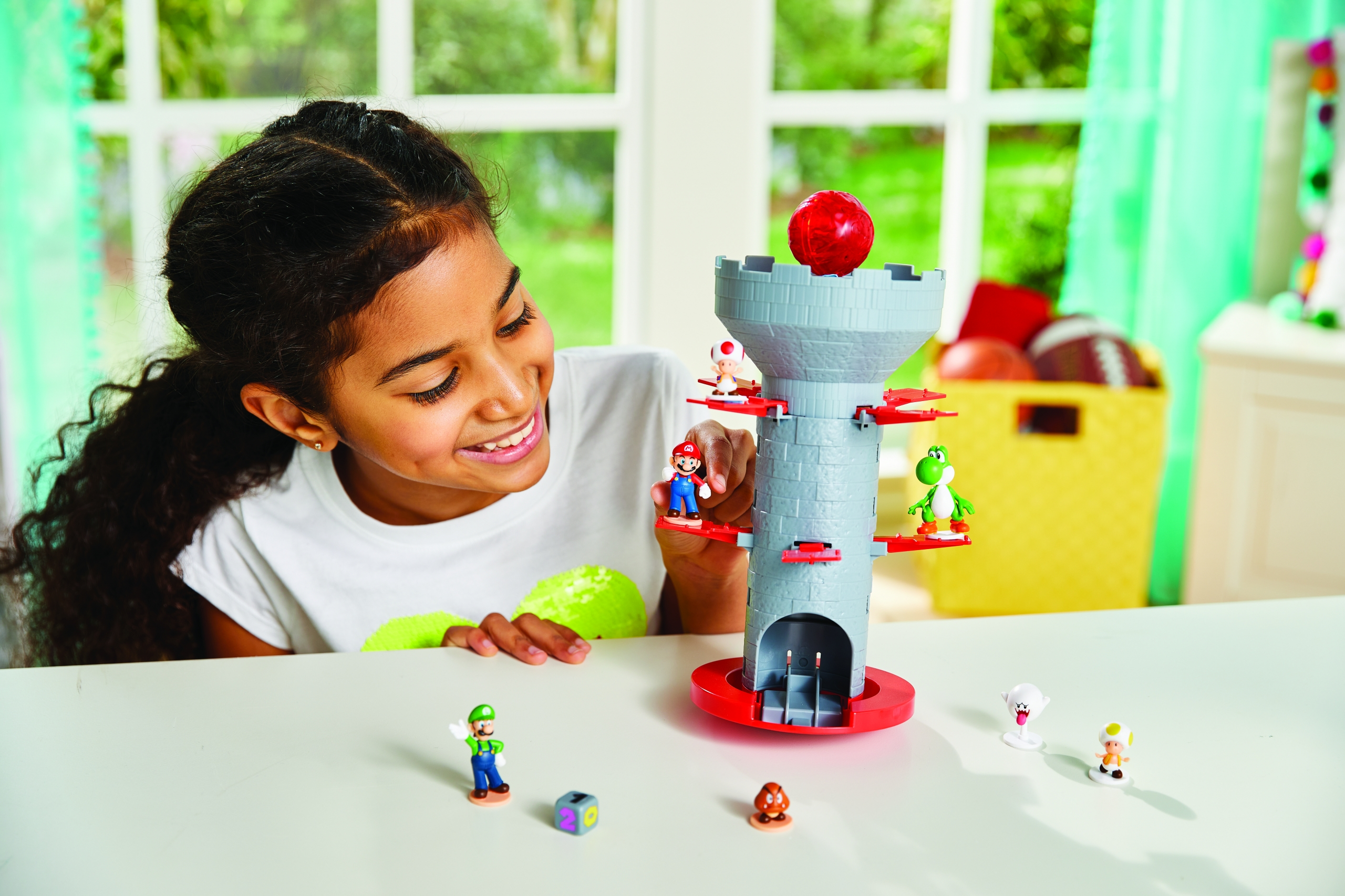Super Mario Blow Up Skay Tower