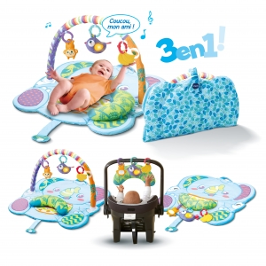Tapis d'éveil VTech Baby loulous
