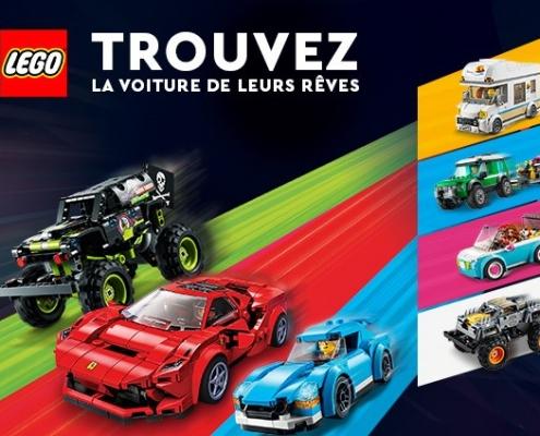 Quelle gamme de vehicules LEGO est faite pour vos enfants ?