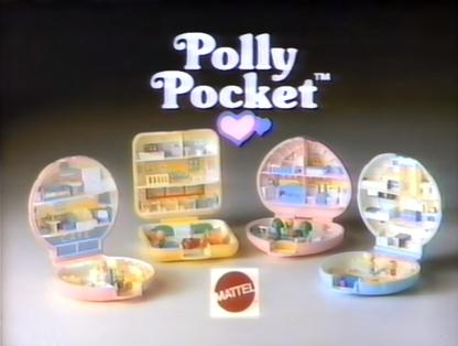 Histoire de Polly Pocket
