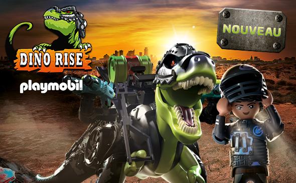 Dinosaures Dino Rise Playmobil
