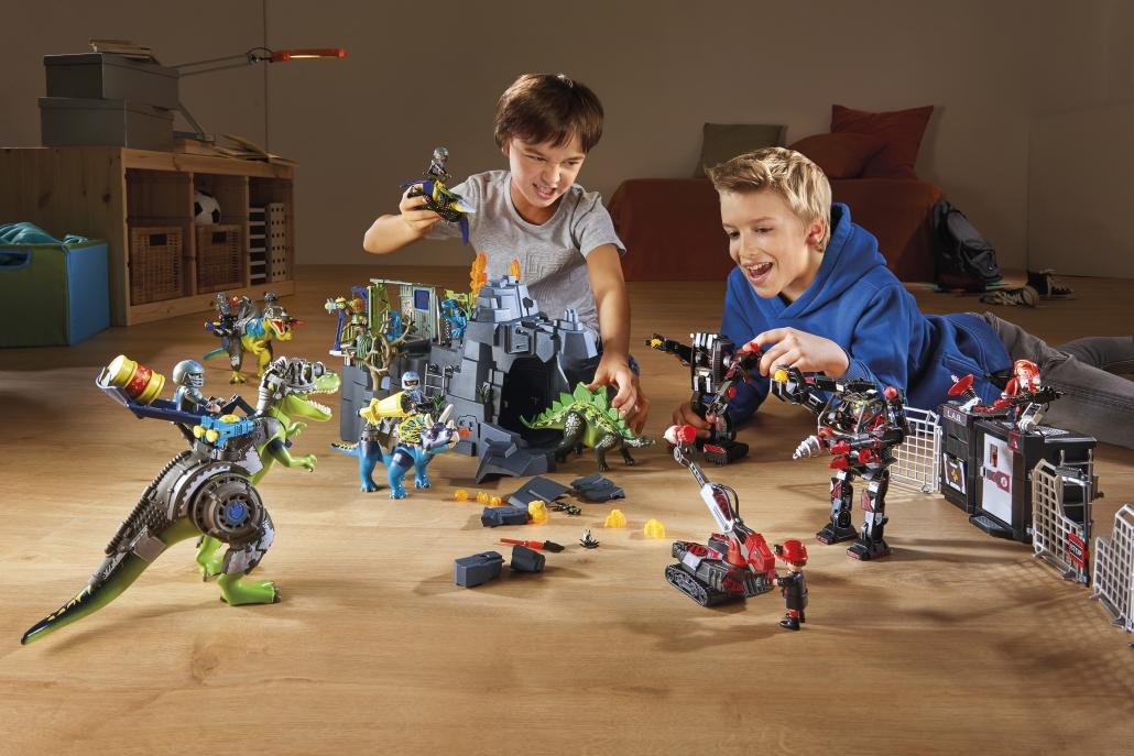Dinosaures Playmobil King Jouet