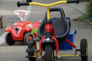 Tricycle pour enfant dès 18 mois