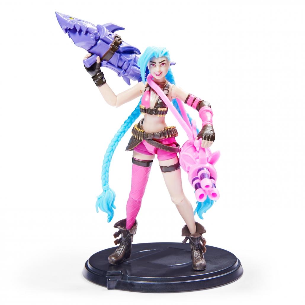 Figurine Jinx League Of legends